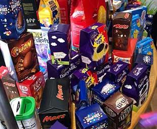 Widows Sons Easter egg run