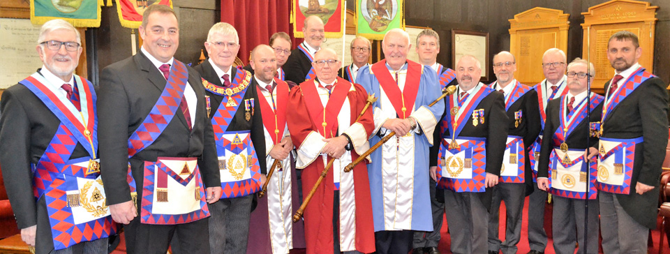 A great evening at Sandylands Chapter.