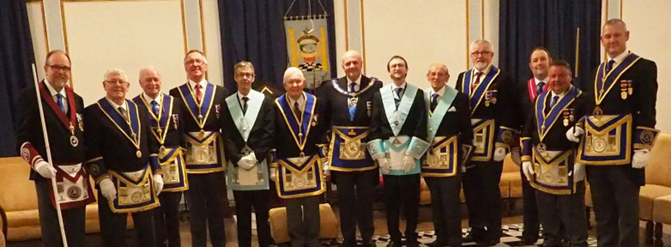 Pictured from left to right, are: Grahame Whattam, Dave Cooksey, Bill Joughin, John-Robbie Porter, Craig Beck, Frank Beck, David Winder, Andrew Harwood, Alan Brotherton, Dave Barr, Ben Gorry, John Conroy and Ian Halsall.