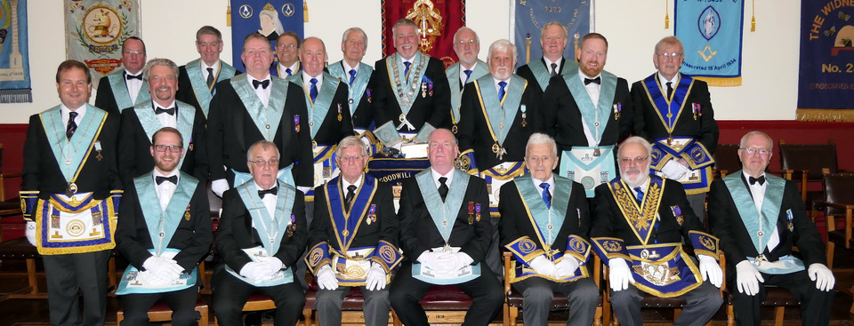 Members of Goodwill Lodge.