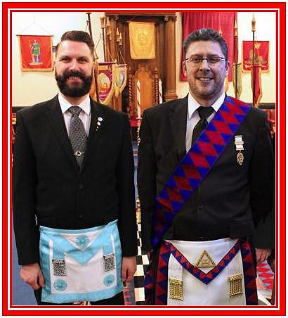 Information for West Lancashire Royal Arch Exaltees - West