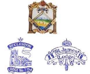 Joint visit to Eccleston Lodge