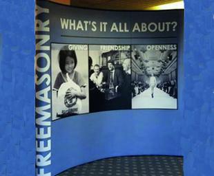 Urmston Masonic Hall hosts a successful Open Day