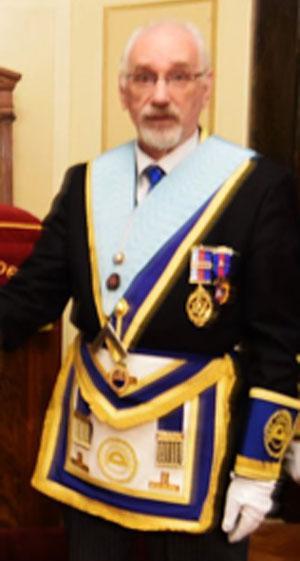 Geoff Cuthill.