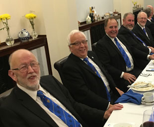 Kevin becomes WM at Stanley of Bickerstaffe