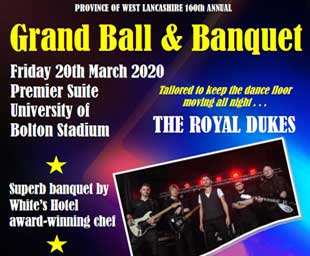Grand Ball and Banquet