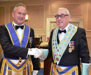 Maurice becomes master again after 28 years