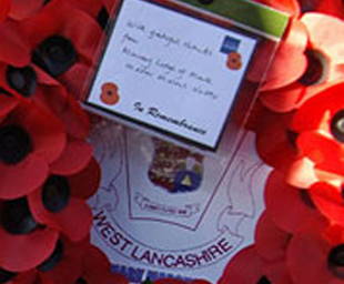 We remember at Wigan and Hindley