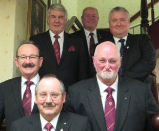 David takes the lead in Hesketh Chapter