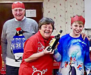 Wyre Lodge Christmas Fundraiser