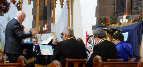 The Cadishead Public Band.