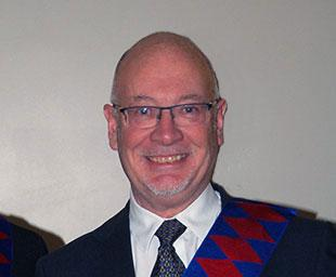 Robert exalted into De Grey and Ripon Chapter