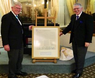 Masonic rebellion exposed in Blackpool