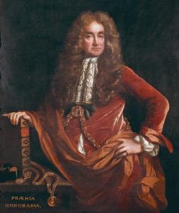 Elias Ashmole.
