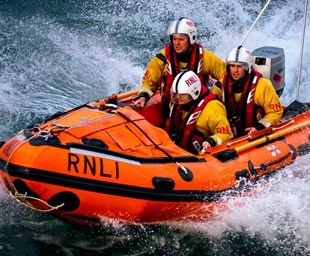 Bispham-with-Norbreck Lodge support the RNLI