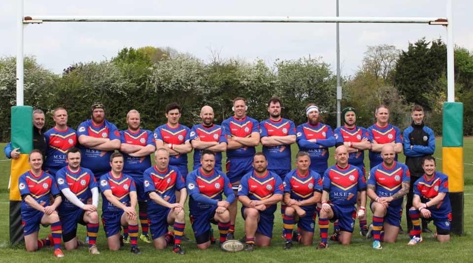 Last years team.