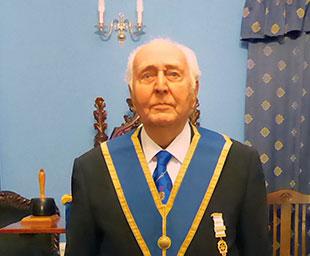 60 years a Freemason