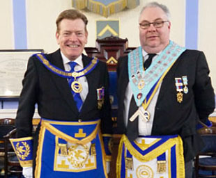Great Marton Lodge installation with grace