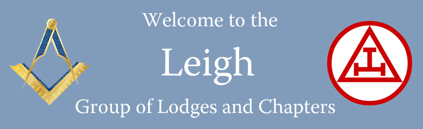 Leigh Group title slider