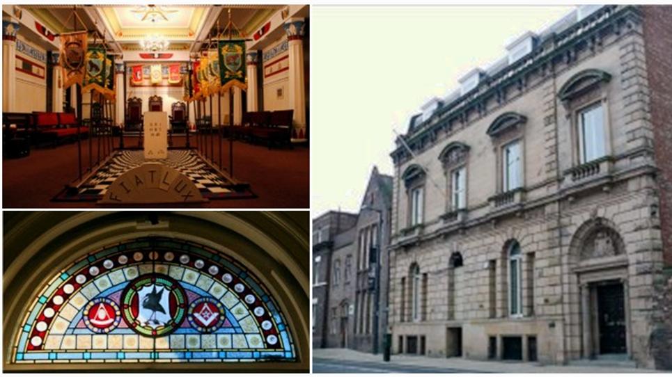Liverpool masonic hall