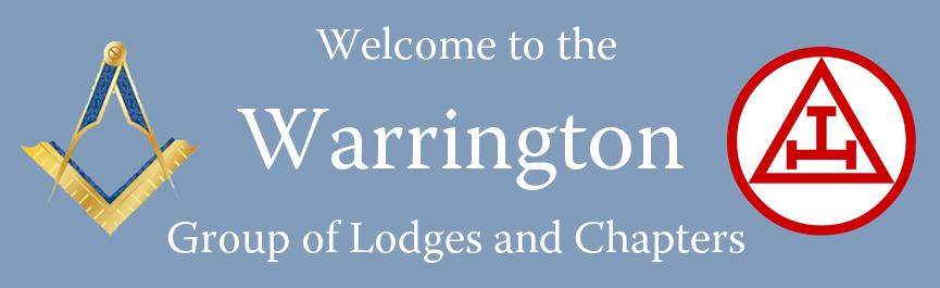 Warrington Group title slider