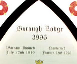 Borough is Ancient and Loyal