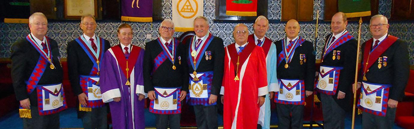 Pictured from left to right, are: John Murphy, Howard Griffiths, Ray Cross, David Marley, Sam Robinson, Rob Jones, Alan McCluskey, Dave Atkinson, Mark Barton and Gary Mason.