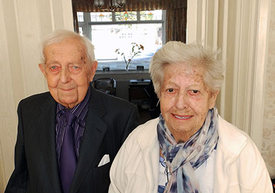 Tony and Beryl.