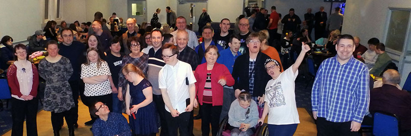 Mike and Viv Penn with some of the members of MYASC.