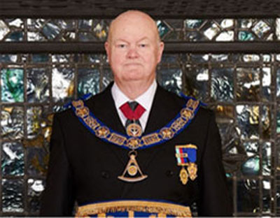 The Pro Grand Master Peter Lowndes.