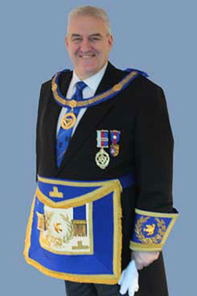 Newly appointed AProvGM Andy Whittle.