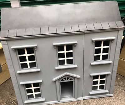 A doll's house.