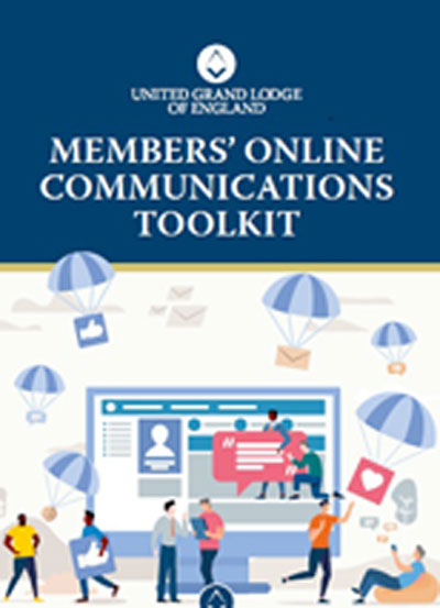 Click on the Online Communications Toolkit to open the document.