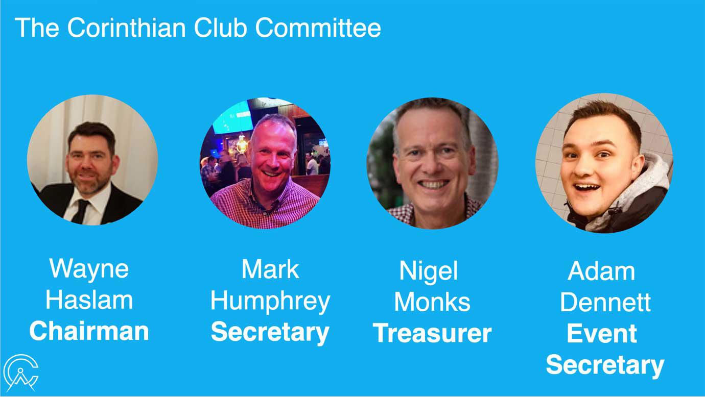 The committee members.
