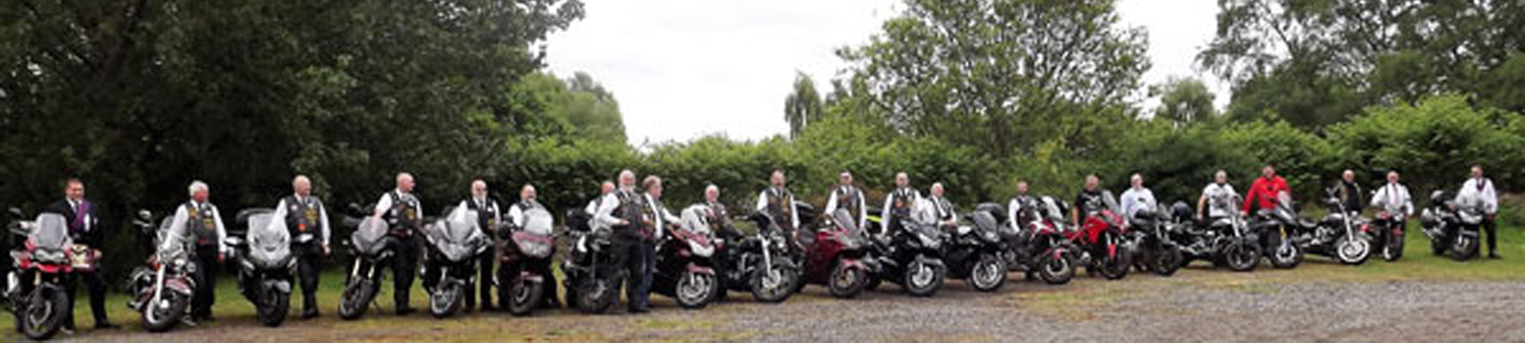 Provincial birth of the Bikers' Chapter.
