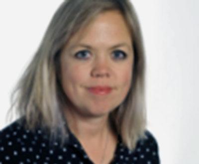 Hawkshead Esthwaite Primary School administrator Kate Deakin.