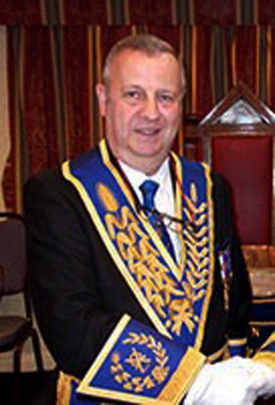 Peter Lockett, Chorley and Leyland Group Chairman.