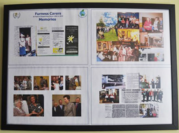 25 years of the Furness Carers work in the community.