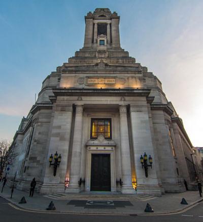 Freemasons' Hall.