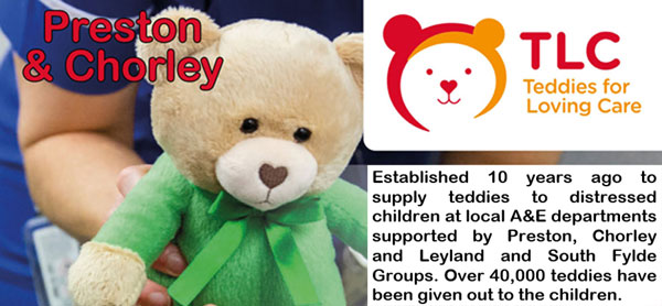 Teddies for Loving Care, a local example.