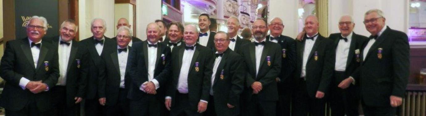 Brethren of the North Fylde Group.
