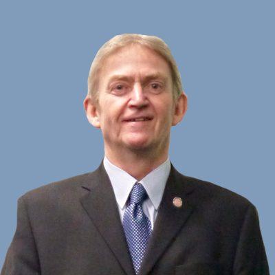 Blackpool Group Charity Steward Ian Stirling