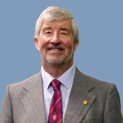 Blackpool Group Mentor Bill Hembrow