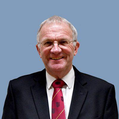 Derek Midgley Royal Arch Lead from April 2020