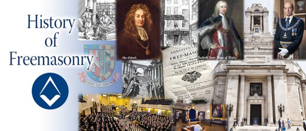 History of Freemasonry slider