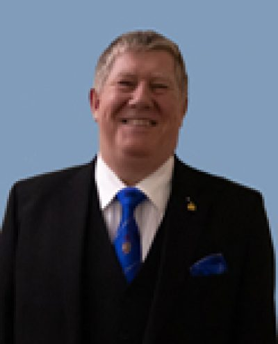 Jerry Lawes Eccles Group Membership Officer