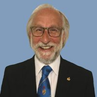 Mal Yates Garston Hall Chairman