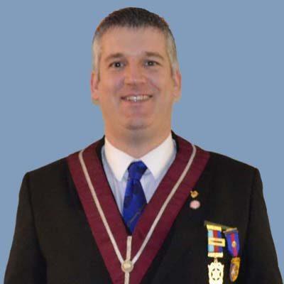 Pic 3 Chris Larder Group Secretary