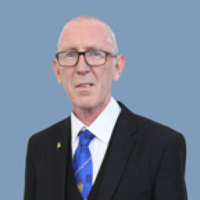 STH Group Secretary B Hutchison