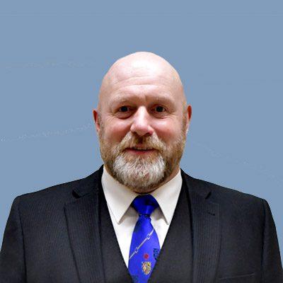 Stephen J Dunn Group Treasurer